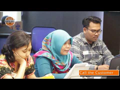 Highlight Pelatihan Telemarketing MNC Shop