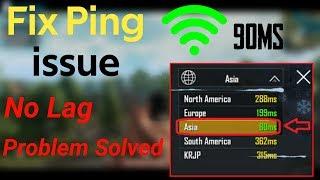 How to Fix PUBG Mobile High Ping Issue - Thủ thuật máy tính - Chia