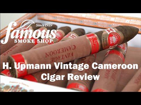 H. Upmann Vintage Cameroon video