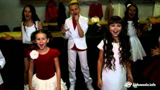 Хор Академии популярной музыки Игоря Крутого — Музыка (репетиция) (29.10.2015)