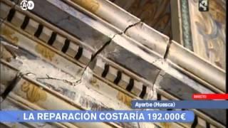 preview picture of video 'Aragón en Abierto Grietas Santuario de Nuestra Señora de Casbas'