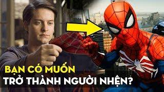 5 tựa game hay nhất giúp bạn trở thành Spider-Man - Người Nhện