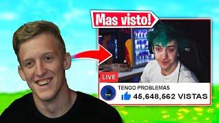 Los VÍDEOS Mas VISTOS De La HISTORIA De Fortnite En YOUTUBE!
