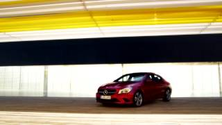 Mercedes-Benz TV: The new CLA