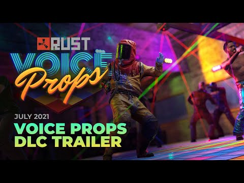 Rust - Voice Props Pack (PC) - Steam Gift - GLOBAL - 1