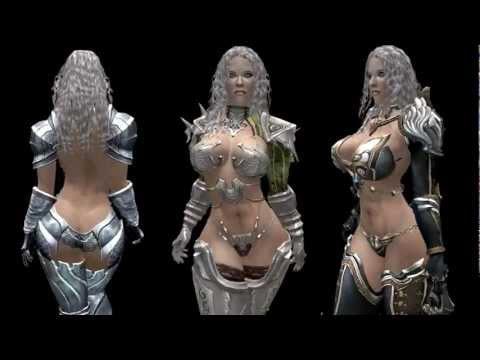 Skyrim: Tera Castanic Animation Pack - смотреть онлайн на Hah Life