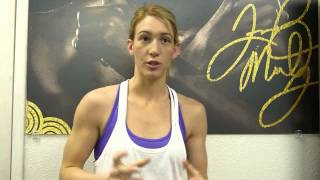 Mikaela Mayer discusses amateur boxing, turning pro and Dr  Pepper