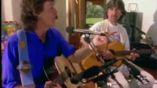 "The Beatles REUNION at ""Friar Park"" 1994"