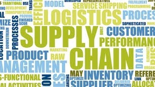VV 30 - Business English Vocabulary for Supply Chain Management 1