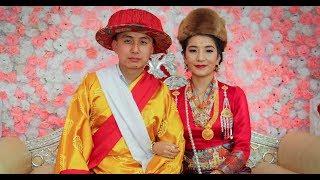 LIMBU & SHERPA WEDDING   DECHEN WEDS BIKRAM   Nepali Wedding Video   DHARAN