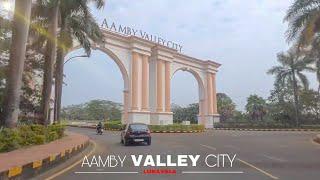 Aamby Valley City in 4K | Lonavala | Sahara | India
