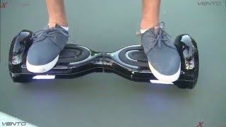Video instructivo Hover GT self balancing scooter by Vento www.hovergt.com