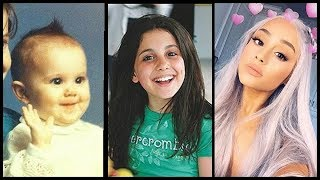Ariana Grande From Baby To Woman