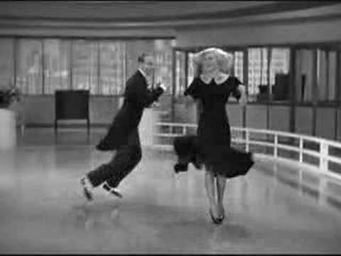 Swing Time – Rogers and Astaire