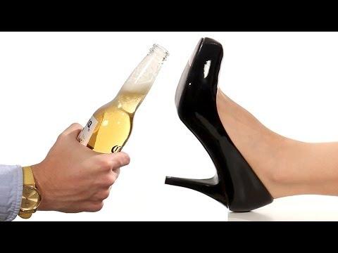 Πως να ανοίξετε μια μπύρα χωρίς ανοιχτήρι