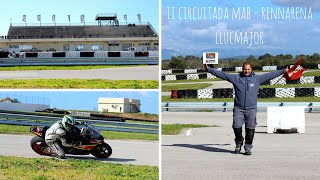 preview picture of video 'Rodada Circuito RennArena Llucmajor, Mallorca - II CIRCUITADA MAB'