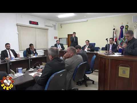 Tribuna Vereador Irineu Machado dia 2 de Abril de 2019