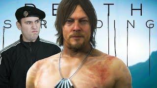 Death Stranding Gameplay Part 1 - Norman Reedus (Sam and BB)  | Playthrough Walkthrough Reaction