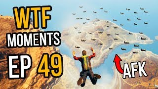 PUBG: WTF Moments Ep. 49
