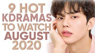 9 Hottest Korean Dramas To Watch In August 2020 [Ft. HappySqueak]