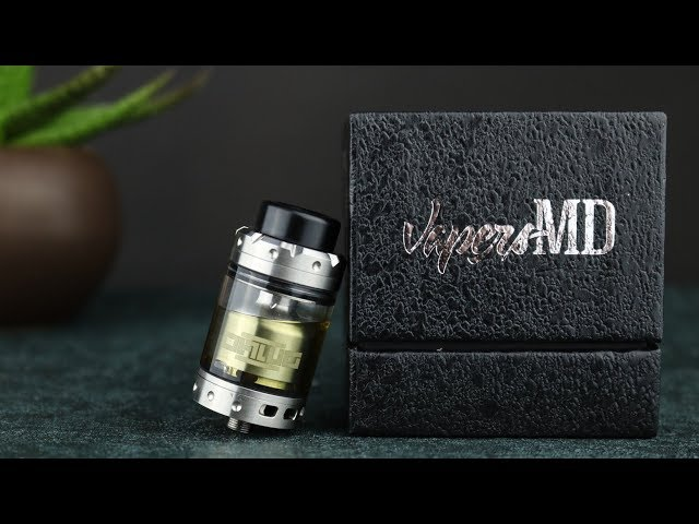 Dawg RTA by Alex Vapers MD x Asmodus | Review | Build & Wick
