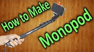 как сделать селфи палку своими руками