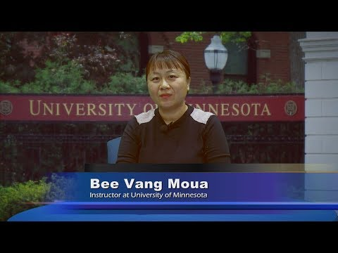 3 HMONG NEWS: PSA - Study abroad program at U of M for interested students.