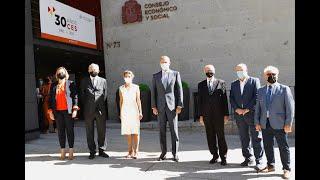 Acto conmemorativo del 30º aniversario del Consejo Económico y Social (CES)