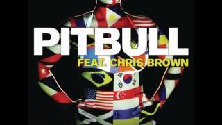 Pitbull - International Love (feat. Chris Brown) HD/HQ