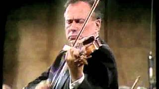 Brahms: Violin Concerto op. 77 – Henryk Szeryng; The Jerusalem Symphony Orchestra