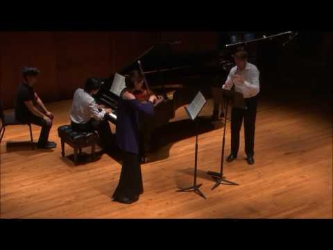 Yale School of Music/Norfolk Chamber Music Festival 2017