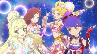 () Aikatsu Stars - Movie - S4 - Episode solo -