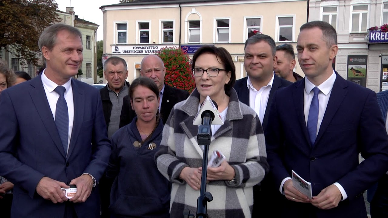 Spotkania wyborcze Koalicji Obywatelskiej