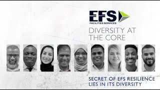 Diversity at the core – The secret of EFS' resilience lies in its diversity