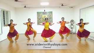 Sridevi Nrithyalaya - Dharu Varnam Group