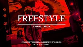 PISTA DE RAP - FREESTYLE - INSTRUMENTAL DE HIP HOP PARA IMPROVISAR - NATURAL BEATS