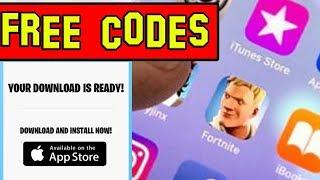 fortnite codes mobile