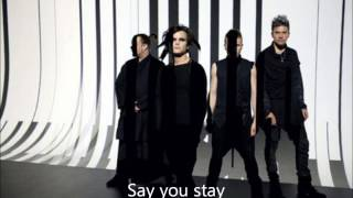 I'm a mess (Piano) - The Rasmus (lyrics)