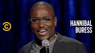 Hannibal Buress Throws a Five-Person Parade in New Orleans
