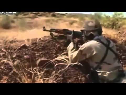 Quân đội Mali tập trận!thật như đùa