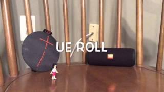 JBL Flip 3 vs UE Roll