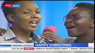 Happy Christmas:Conqueror Adventist Ministers choir perform