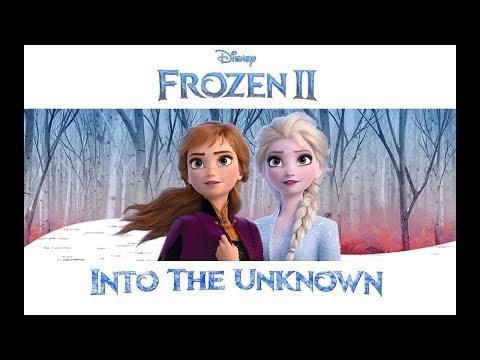 Idina Menzel, AURORA - Into The Unknown [AMV]
