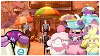 HOW TO EASILY GET THE CHIPPED POT, FARM THE LOTTERY, AND MUCH MORE IN POKEMON SWORD & SHIELD!