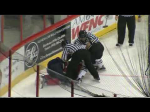Stephon Thorne vs. Collin MacDonald
