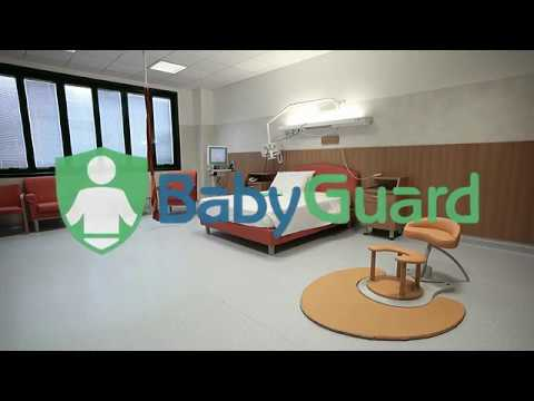 Baby-guard for safe and natural childbirths