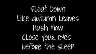 Ed Sheeran- Autumn Leaves Lyrics