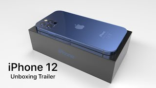 iPhone 12 : Unboxing Trailer