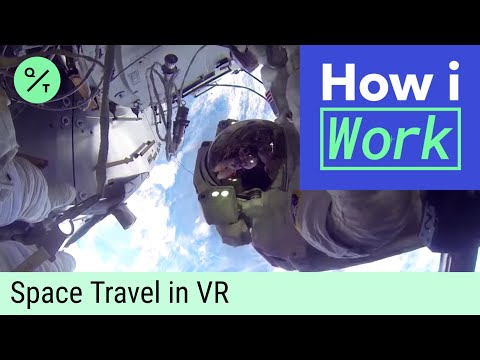 How to Travel to Space with Virtual Reality