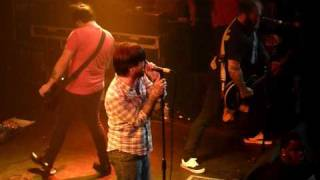 "Every Time I Die ""Wanderlust""  LIVE  3/11/10"
